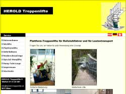 Herold Treppenlifte Edt bei Lambach